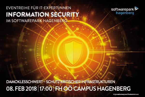 Information Security Eventreihe im Softwarepark Hagenberg